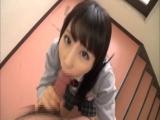 「あやみ旬果」学園企画!! 制服コスで喉の奥までフェラチオします!!