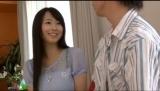 現役人妻ママドル「白石茉莉奈」が素人宅に訪問!! 素人童貞君に筆下ろし!! ①