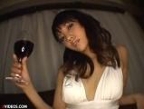 美人キャバクラ嬢のお持ち帰り大成功!!ワインで酔わしてハメ撮り開始!! アナル舐めでヒーヒー感じてオマンコグッショリw