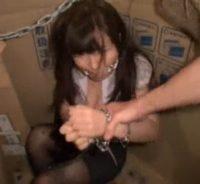 女性社員の輪姦無料H動画。夜道で拉致したスイ乳女性社員を輪姦しつけ性暴行