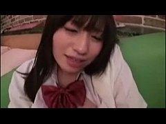 美ぎゃるな女子高生の大沢美加を主観プレイでまんこ責め
