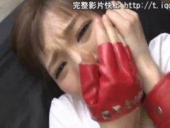 美ガールすぎる鈴村あいりがコスプレイヤー姿でハードコシ振りされ絶頂三昧
