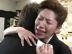 翔田千里:あの人を失って寂しいの!ねぇ、お願い抱いて!