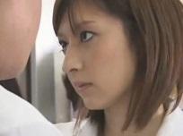 木村マイ 満員電車で密着して勃起を誘う痴女に射精させられた