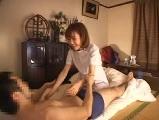 関西弁が可愛い素人スレンダーギャルエステ嬢を誘惑してハメ撮りセックス