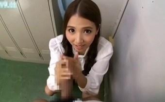 友田彩也香 優しいねえさんがオーラルセックスや手淫で男潮を吹かす主観ムービー