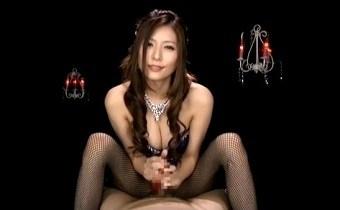 椎名ゆな S語淫乱女女のお姉様が凄まじいハンドサービスで男潮を吹かす主観movie