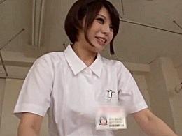 野村あいの 激ヤバッ!現役ナースと勤務先病院でSEX