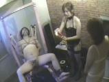 素人女性が初めてのSMクラブ体験2