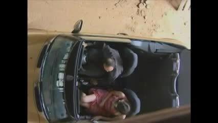 ハゲ社長と愛人のカーセックスドライブを追跡盗撮したったwwww