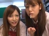 みづなれい 桐谷ユリア 可愛い姉妹のWフェラ
