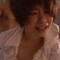 抵抗むなしく着衣性暴行でむりやりなかだし される女子正社員★川上奈々美