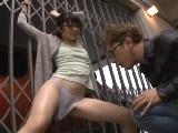 淫乱のお姉さんのバイブ無料H動画。ドMな淫乱マゾお姉さんにバイブを挿入したまま放置