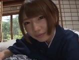 【無料H動画】可愛い仲井さんのエッチなモーニングコール