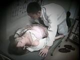 妊娠陽性の患者に麻酔注射をして弄ぶ悪徳医師