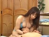 マッサージ店にて、水着の女の子のマッサージ無料H動画。回春マッサージ店で水着を着た巨乳の女の子と本番行為