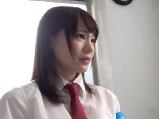 鈴村あいり 清純系の可愛い風紀委員長と部室でエッチ