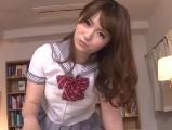 西川ゆい 可愛い顔してめちゃ言葉使いが悪い制服女子に命令されて・・・