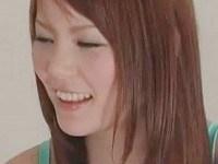 タレント顔の超美形お姉様と濃密なディープ接吻!!!