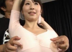 新体操のダンスをしてる人妻に時間よとまれ!