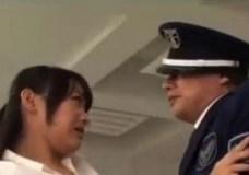 西野翔 警備会社の派遣男に弱みを握られ犯される新人事務所レディ