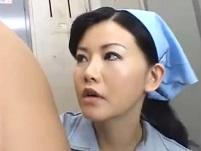浅井舞香 チンコ掃除が大好きなおばさんが働く清掃会社