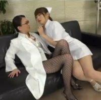 真面目な女医を百合る小悪魔看護師